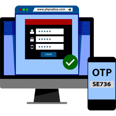 otp based automatic user creation