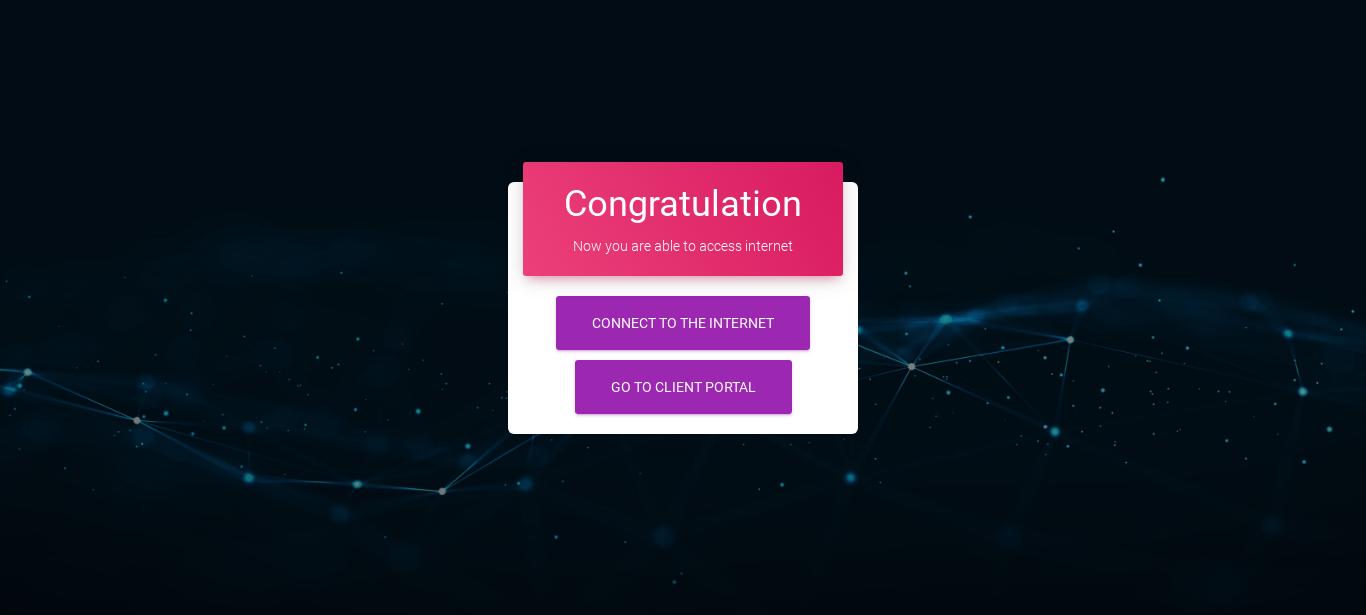 Client Auto User Creation